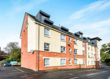 Thumbnail 2 bed flat for sale in Kings Road, Elderslie, Johnstone