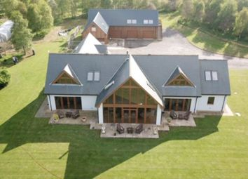 Thumbnail 5 bed detached house for sale in The Willows And Willow Barn, Rafford, Forres