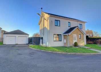 Thumbnail 4 bed detached house for sale in Chevington Green, Hadston, Morpeth
