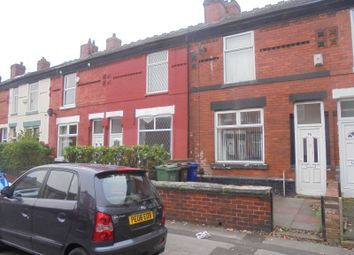 Thumbnail 2 bed terraced house for sale in Hornbeam Road, Manchester
