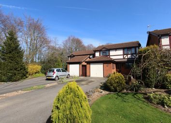 Thumbnail 4 bed detached house for sale in Angus Close, Kimberley, Nottingham
