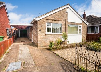 Thumbnail 2 bed detached bungalow for sale in St. Clements Road, North Hykeham