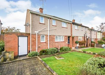Thumbnail 3 bed end terrace house for sale in Cotswold Crescent, Chelmsford