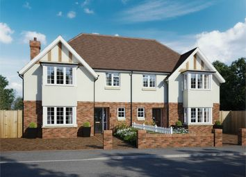 Thumbnail 4 bed semi-detached house for sale in Lowndes Avenue, Chesham, Buckinghamshire