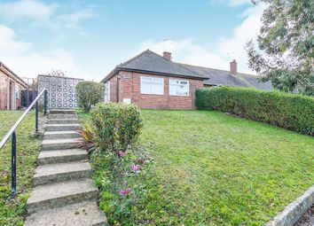 Thumbnail 2 bed terraced bungalow for sale in Harebell Road, Ipswich