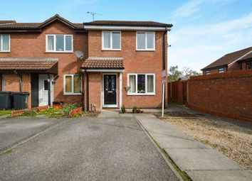 Thumbnail 3 bed end terrace house for sale in Basil Close, Woodhall Park, Swindon, Wiltshire
