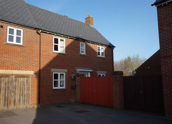 Thumbnail 3 bed semi-detached house for sale in Dunvant Road, Redhouse, Swindon