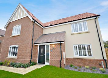 Thumbnail 5 bed detached house for sale in Goslings Way, Trimley St. Martin, Felixstowe