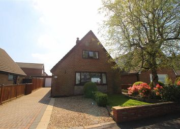 Thumbnail 3 bed detached house for sale in Barnacre Road, Longridge, Preston