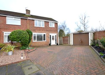 Thumbnail 3 bed semi-detached house for sale in Singleton Grove, Westhoughton