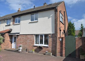 Thumbnail 3 bed property for sale in Parkfield Crescent, Appleby Magna
