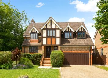 Thumbnail Detached house for sale in Ray Mill Road East, Maidenhead, Berkshire