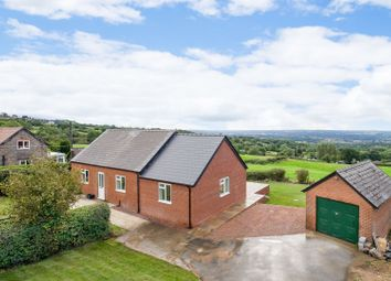 Thumbnail 3 bed detached bungalow for sale in Ludlow Road, Clee Hill, Ludlow
