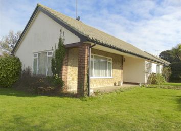 Thumbnail 3 bed detached bungalow for sale in Second Avenue, Kingsgate, Broadstairs