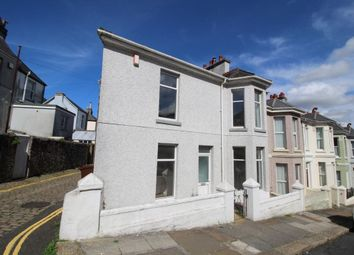 Thumbnail 4 bed property for sale in West Hill Road, Mutley, Plymouth