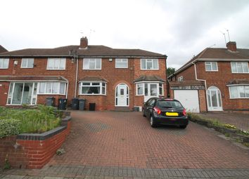 Thumbnail 4 bed semi-detached house for sale in Craythorne Avenue, Handsworth Wood, Birmingham