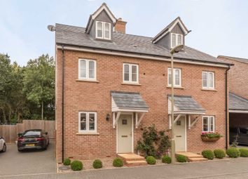 Thumbnail 3 bed semi-detached house for sale in Oak Farm Close, Milcombe, Banbury