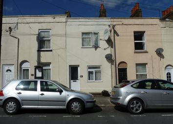 Thumbnail 2 bed terraced house to rent in Saxton Street, Gillingham