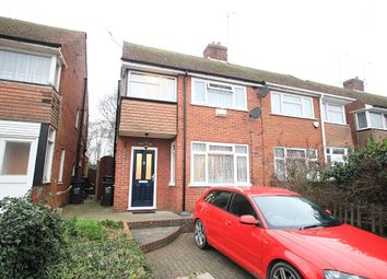 Thumbnail 4 bed semi-detached house for sale in Northdown Road, Broadstairs, Kent