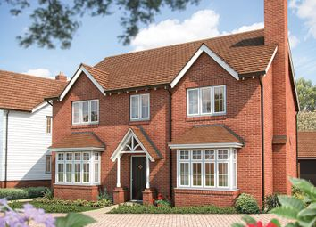 "Thumbnail 5 bed detached house for sale in ""The Lime"" at Horebeech Lane, Horam, Heathfield"