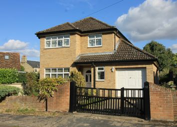 Thumbnail 4 bed detached house for sale in Orchard Way, Godmanchester
