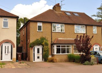 Thumbnail 3 bed semi-detached house for sale in Hatfield Road, St Albans