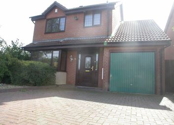 Thumbnail 3 bed detached house to rent in Schumann Close, Browns Wood, Milton Keynes
