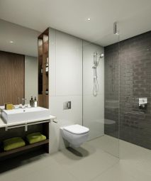 Thumbnail 2 bedroom flat for sale in Sandpiper, Nature Colelction, Woodberry Down, Finsbury Park, London