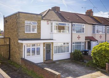 Thumbnail 4 bed end terrace house for sale in Albany Park Avenue, Enfield