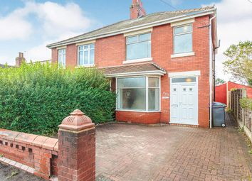3 bed semi-detached house for sale in Hawes Side Lane, Blackpool, Lancashire FY4