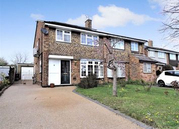 Thumbnail 3 bed semi-detached house for sale in Linnet Drive, Chelmsford, Essex