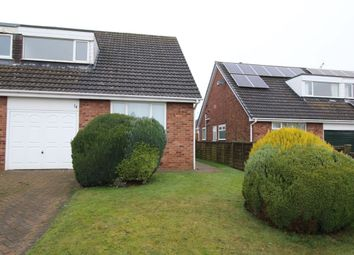 Thumbnail 3 bedroom semi-detached house to rent in Lockwood Avenue, South Anston, Sheffield