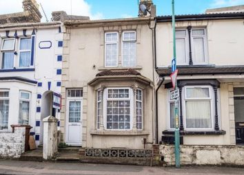 Thumbnail 3 bed terraced house for sale in Livingstone Road, Gillingham, Kent, .