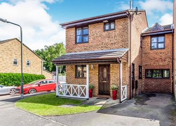 Thumbnail 4 bed detached house for sale in Wheatfields, Lordswood, Chatham