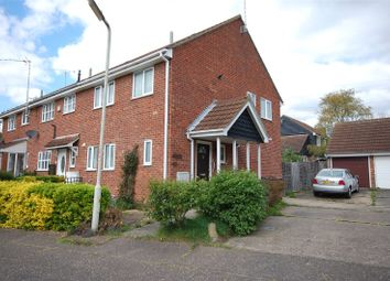 Thumbnail 3 bed end terrace house for sale in Hamberts Road, South Woodham Ferrers, Essex