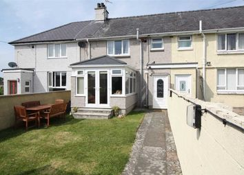 Thumbnail 3 bed terraced house for sale in Maes Hyfryd, Llanfairpwllgwyngyll