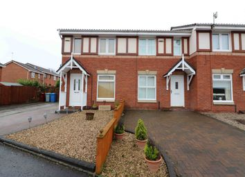 Thumbnail 2 bedroom terraced house for sale in Medlar Court, Cambuslang