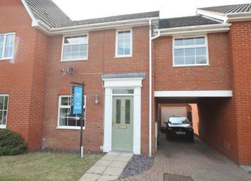 Thumbnail 3 bed semi-detached house to rent in Magnus Drive, Colchester
