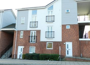 Thumbnail 2 bed flat to rent in Ivy House Road, Hanley, Stoke-On-Trent