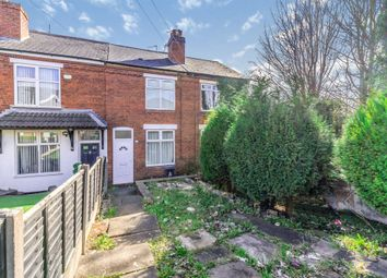 3 bed terraced house for sale in Mill Street, Walsall WS2