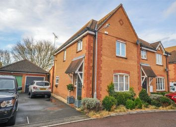 Thumbnail 3 bed semi-detached house for sale in Chelsea Gardens, Church Langley, Harlow, Essex