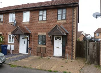 Thumbnail 2 bed terraced house to rent in Drake Avenue, Chatteris