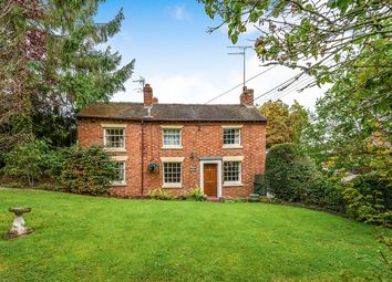 Thumbnail 2 bed detached house for sale in Church Street, Eccleshall, Stafford