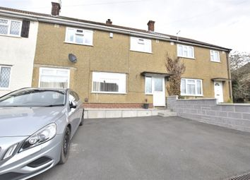 Thumbnail 3 bed terraced house for sale in Woodyleaze Drive, Hanham