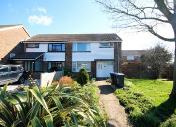Thumbnail 3 bed end terrace house for sale in Mckerchar Close, Lancing