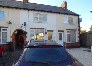 Thumbnail 2 bed terraced house to rent in Arnold Avenue, Leicester