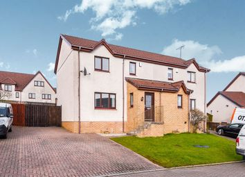 Thumbnail 3 bed semi-detached house for sale in Arran Court, Drongan, Ayr
