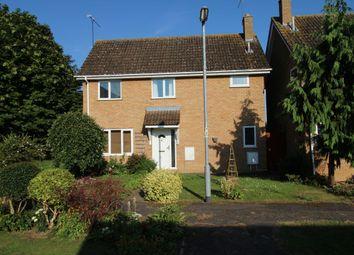 Thumbnail 4 bed detached house to rent in Huntsmans Way, Milton Ernest, Bedford