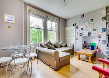 Thumbnail 1 bed flat to rent in Larkhall Rise, London