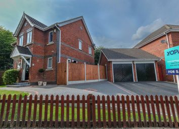 Thumbnail 5 bed detached house for sale in Pirie Avenue, Worcester